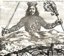 Thomas Hobbes, Leviathan, 1651